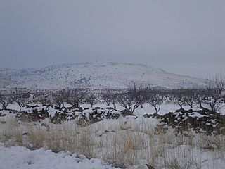 Jabal al-Druze mountain