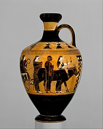 Terracotta lekythos (oil flask) MET DT5501.jpg