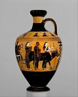 Terracotta lekythos (oil flask) MET DT5501.jpg