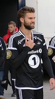Jørgen Skjelvik Norwegian footballer