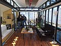 Texas A&M University (interior) Solar Decathlon 2007.jpg