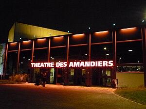 Théâtre Nanterre-Amandiers - Image: Théâtre Nanterre Amandiers