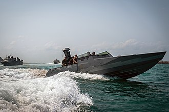 Naval Special Warfare Command (Thailand) - US and Thai navy SEALs conduct joint visit, board, search, and seizure training.