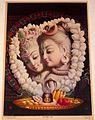 """The """"erotic ascetic"""" in bazaar art from the 1940'.jpg"""