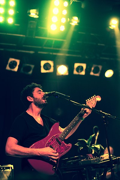 Picture of a band or musician: The Antlers