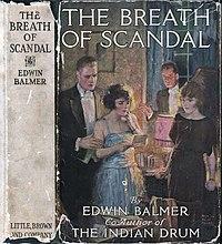 The Breath of Scandal (novel) cover