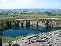 The Bryn Hafod-y-Wern Slate Quarry pit - geograph.org.uk - 827475.jpg