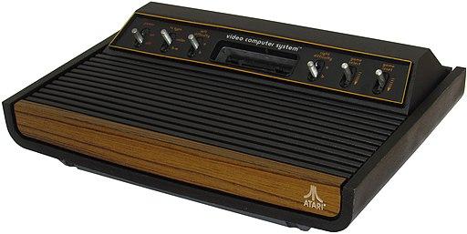 The Atari VCS (CX2600) Heavy Sixer