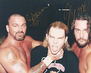 The Eliminators - Image: The Eliminators ECW