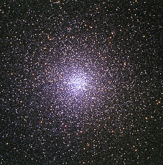 Tucana - Globular Cluster 47 Tuc. Credit ESO
