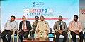 The Governor of Tamil Nadu, Shri Banwarilal Purohit at the closing ceremony of the DefExpo India - 2018, at Thiruvidanthai, Kancheepuram district near Chennai.jpg