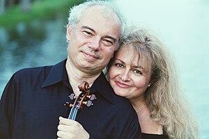 Igor Gruppman - Igor and Vesna Gruppman