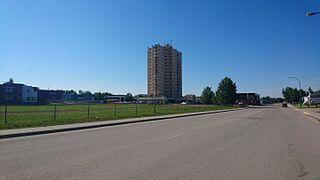 Town in Northwest Territories, Canada