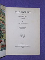 The Hobbit - title page of first American print.jpg