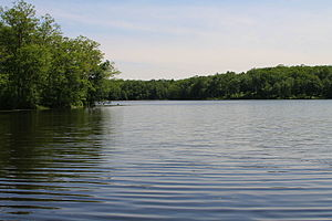 Rice Township, Luzerne County, Pennsylvania - The Ice Ponds