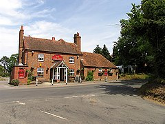 The Intersection at the Red Lion - geograph.org.uk - 20622.jpg