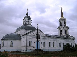 The Kazanskaya church in Novaya Usman 001.JPG
