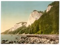 The Konigsstuhl, seen from strand, Stubbenkammer, Isle of Rugen, Germany-LCCN2002720547.tif