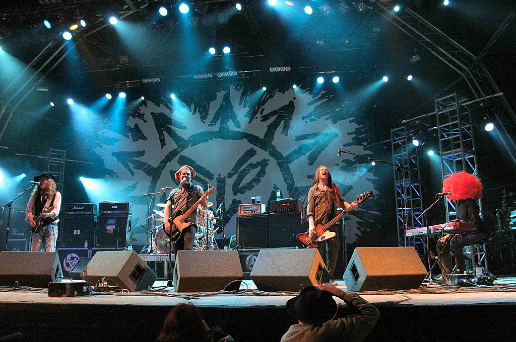 The Levellers, 21 Augustus 2007