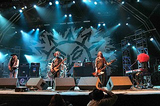 Levellers (band) English folk rock band