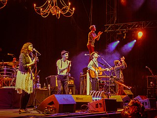 The Lumineers American folk rock band