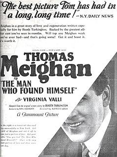 <i>The Man Who Found Himself</i> (1925 film) 1925 film