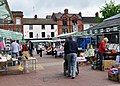 The Market Square - Burton-on-Trent - geograph.org.uk - 1450446.jpg