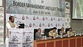 The Minister of State for Home Affairs, Shri Hansraj Gangaram Ahir addressing the gathering after inaugurating the Seminar on Border Management and Illicit Trade, in New Delhi on October 13, 2016 (1).jpg