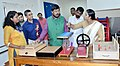 The Minister of State for Social Justice & Empowerment, Shri Ramdas Athawale visiting the National Institute of Speech & Hearing (NISH), in Thiruvananthapuram on August 31, 2017.jpg