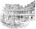 The Old Tabard Inn, Southwark. South London (1912).jpg