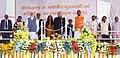 The Prime Minister, Shri Narendra Modi attends the oath taking ceremony of Shri Trivendra Singh Rawat as Uttarakhand Chief Minster, in Dehradun, Uttarakhand (3).jpg