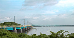 The Rail Bridge to Vallarpadam Is..jpg