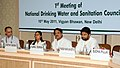 The Union Minister for Rural Development and Panchayati Raj, Shri Vilasrao Deshmukh presiding over the 1st meeting of National Drinking water and Sanitation Council, in New Delhi on May 10, 2011.jpg