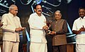 The Vice President, Shri M. Venkaiah Naidu giving away Magudam Awards constituted by News18 Tamil Nadu, for the best and the brightest from Tamil Nadu in various fields, in Chennai (1).jpg