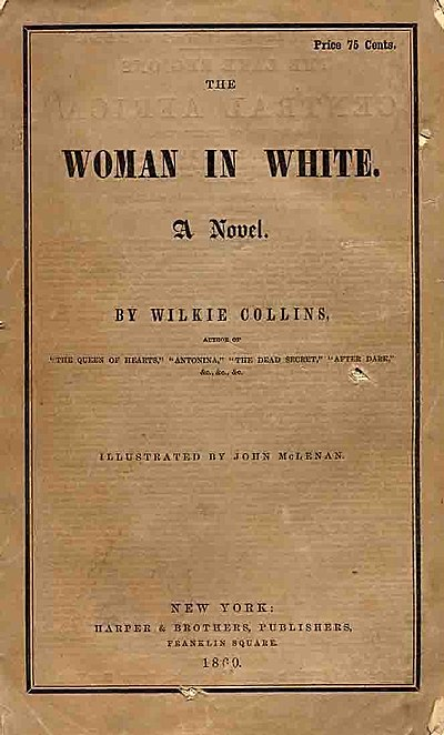 Picture of a book: The Woman In White