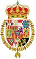The arms of King of Spain, 1931 version.png