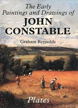 Catalogue raisonné - Image: The early paintings and drawings of John Constable cover