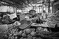 The garlic blues. Tulcea, the new market. (15051625276).jpg