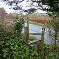 The stile for Trink Hill. - panoramio.jpg