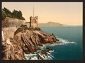 The tower, Nervi, Genoa, Italy-LCCN2001700860.tif