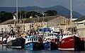 The weekend at Kilkeel harbour - geograph.org.uk - 583367.jpg