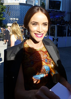 Abigail Spencer - Spencer at the premiere of This Is Where I Leave You in September 2014
