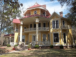 Lapham-Patterson House, in Thomas County Thomasville GA Lapham-Patterson08.jpg
