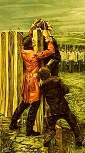Folter Würgen