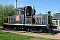 Thousand Islands Railway locomotive 500-20090514.JPG