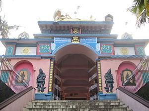 Puliyur Mahavishnu Temple - Image: Thripuliyoor Mahavishnu 1