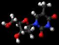 Thymidine 3D ball.png