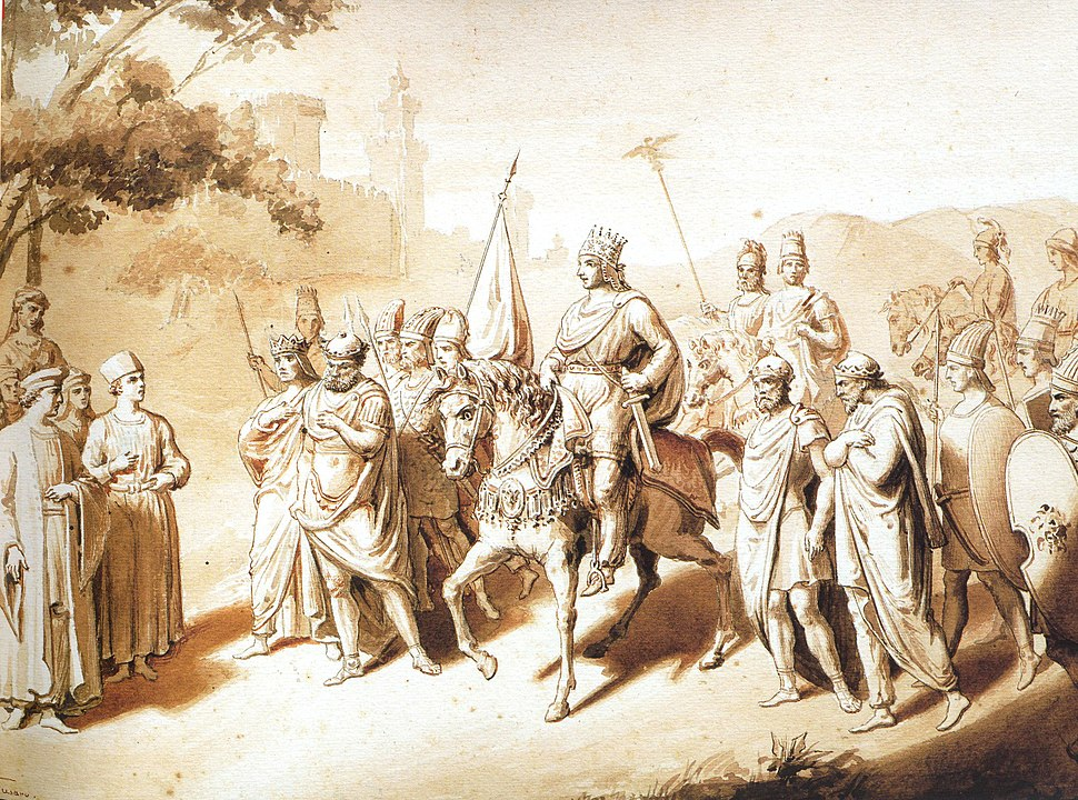 Tigranes four Kings