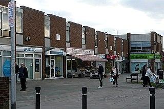 Tilehurst Human settlement in England