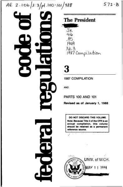 File:Title 3 CFR 1987 Compilation.djvu